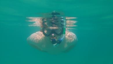 Underwater Nic!